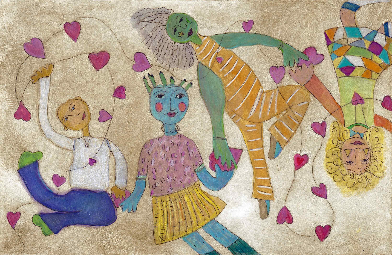 blue small family artworks copy